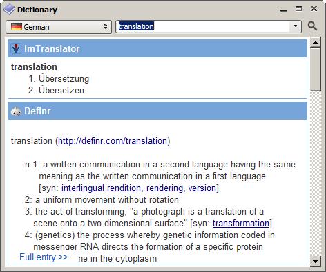 QTranslate 6.7.3 Portable 多國語言免安裝版